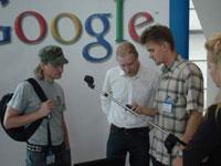 Пресс-конференция «Google Россия»