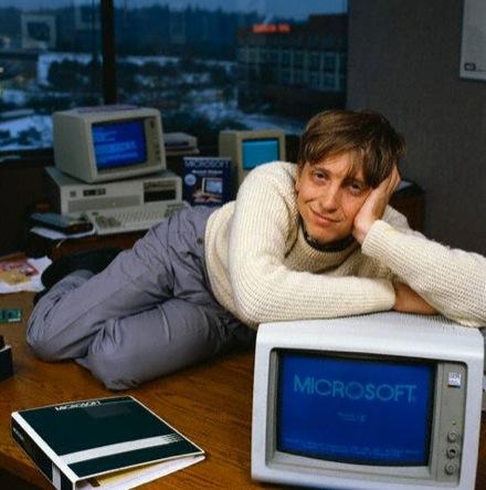 Билл Гейтс очень нравится китайским женщинам