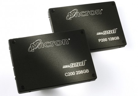 Micron Starts Production of Super-Fast RealSSD Solid-State Drives
