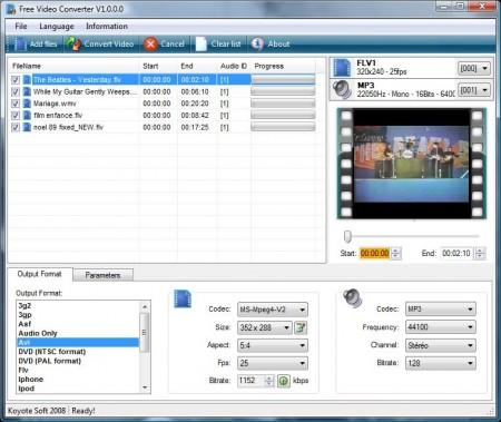 видео конвертер обзор