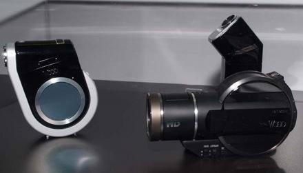 Первые в мире BD-камеры