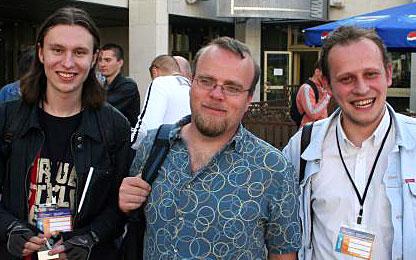 PHP Conf 2006 - автор PHP и вед. разработчики Begun.ru