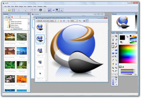 Программа для создания ico иконок на русском