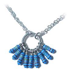 Ожерелье из резисторов