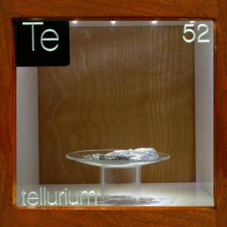 кристалы Теллура