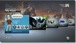 Xbox Experience 1