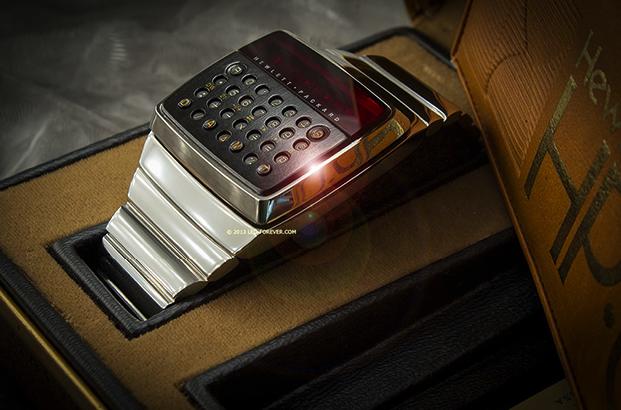 Прототип первых часов с калькулятором от HP может стать вашим всего за $14,500