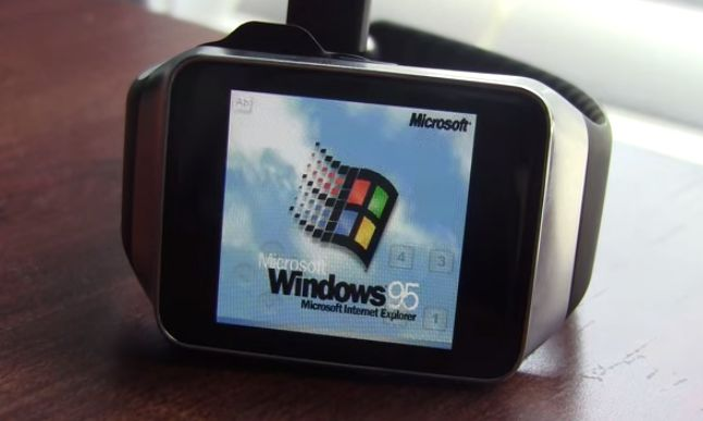 windows 95 gear live