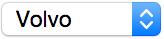 Closed select box mac osx yosemite google chrome