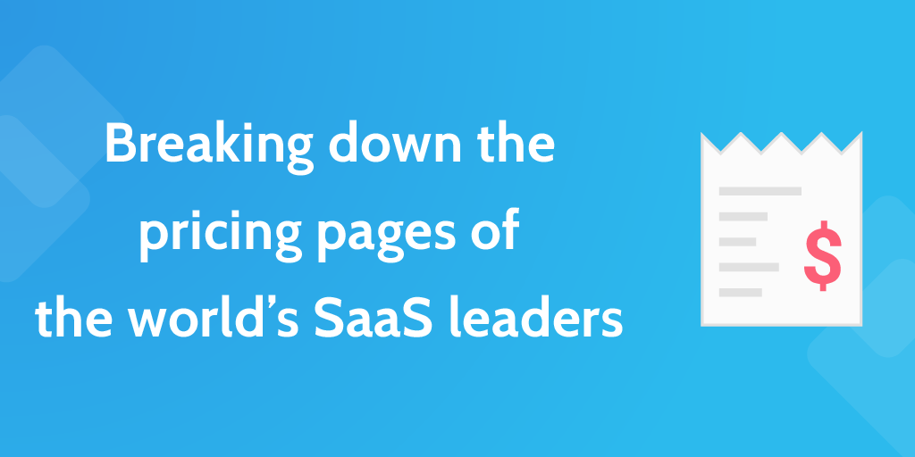 I Analyzed 250 SaaS Pricing Pages — Here's What I Found