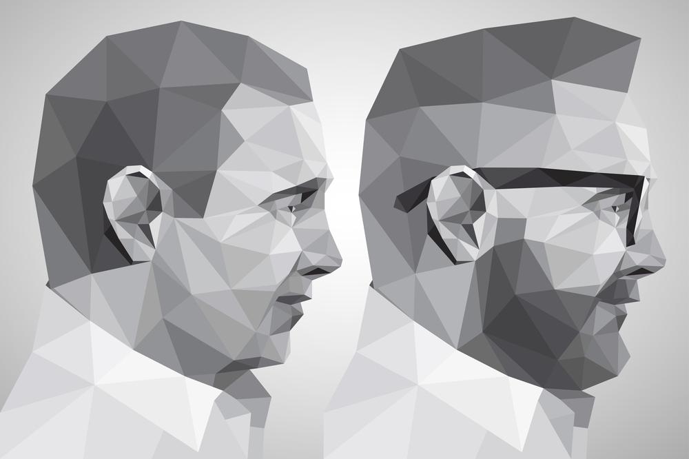 С бородой, в тёмных очках и в профиль: трудные ситуации для компьютерного зрения