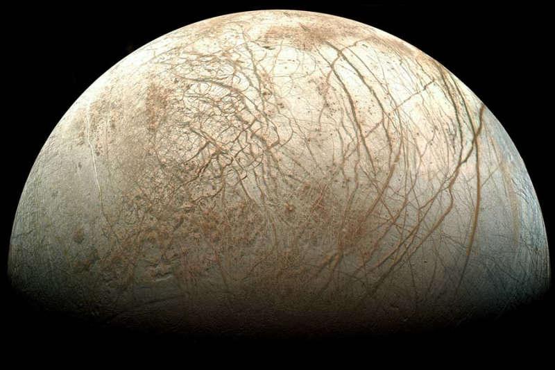 В NASA испытали прототип системы лазерного бурения льда Европы, спутника Юпитера