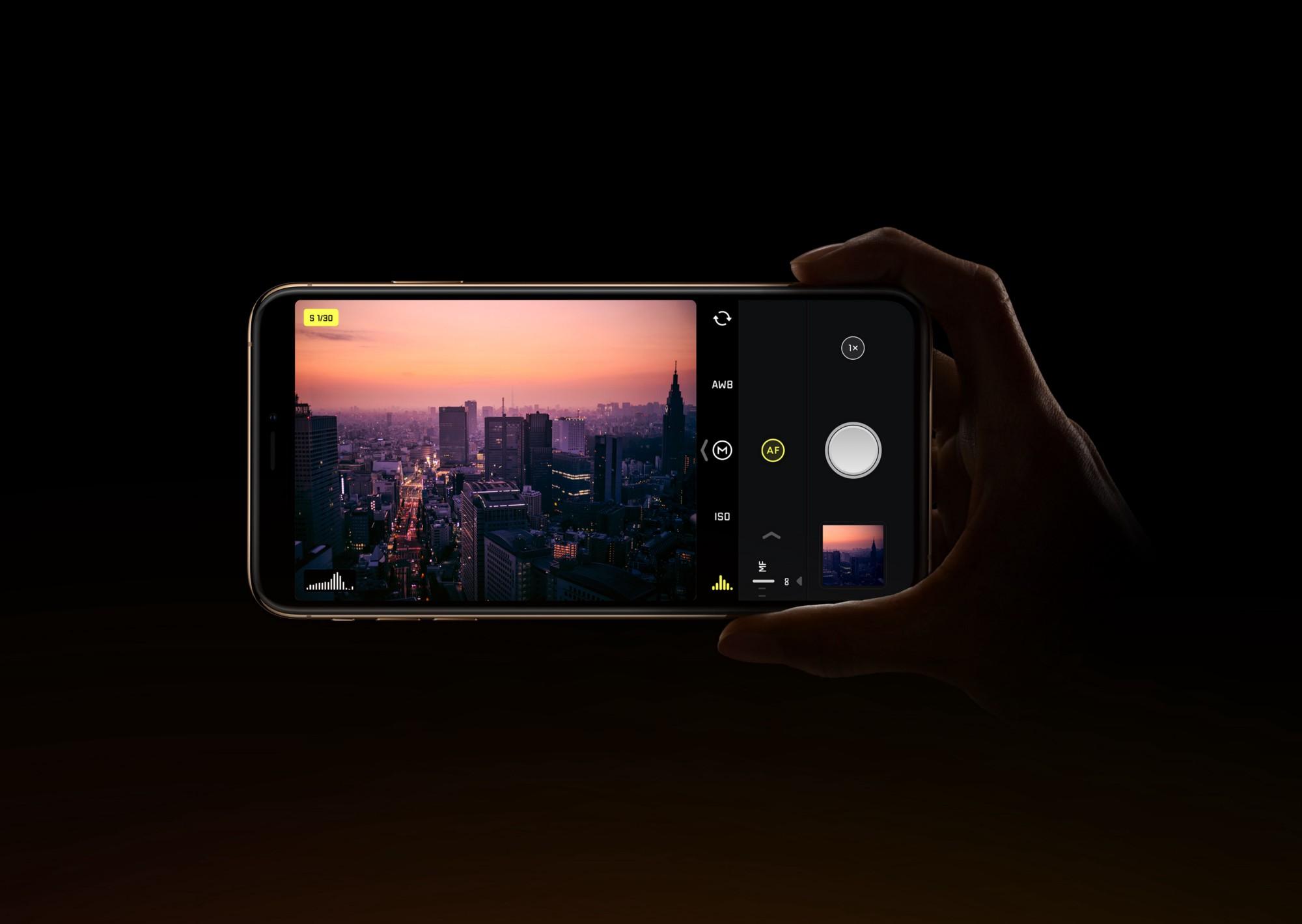 iPhone XS: почему это совершенно новая камера