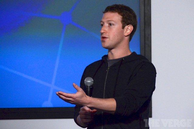 Новая статистика Facebook: 1,32 млрд пользователей, 30 % заходят только с телефона