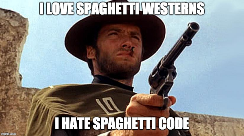 [Перевод] Автоматы против спагетти-кода