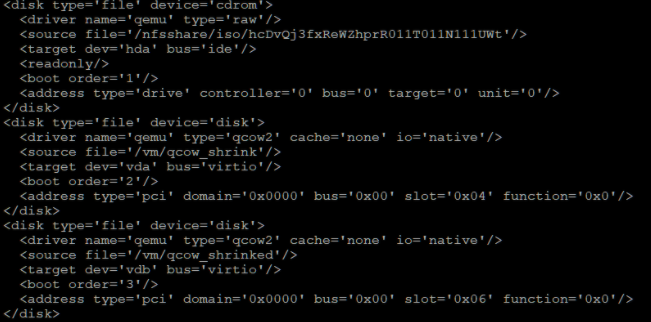 Уменьшаем qcow2 образ в Libvirt KVM