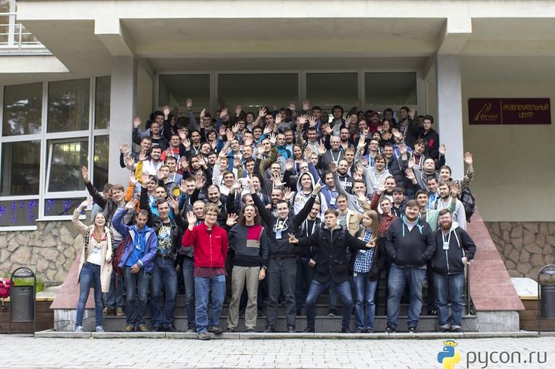 PYCON RUSSIA-2015: видео и презентации докладов