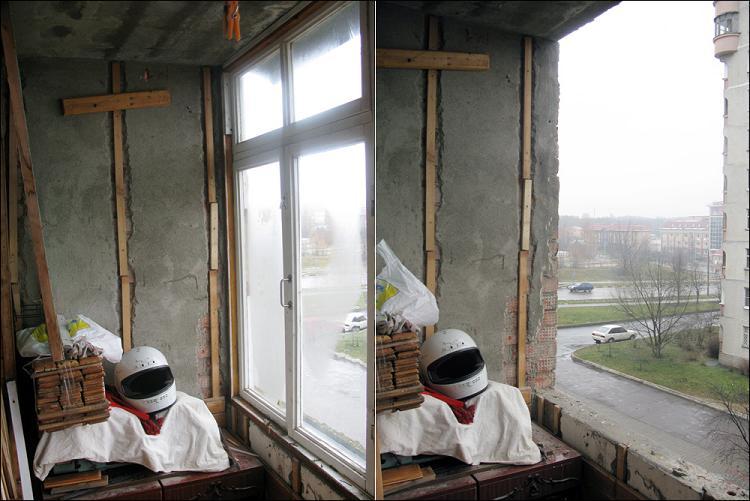 Как сделать так чтобы балкон не тек 697