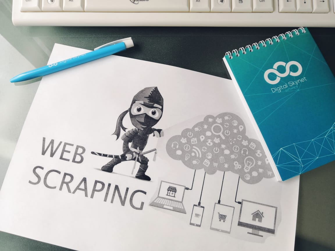 Веб скрапинг для веб разработчиков: краткое резюме