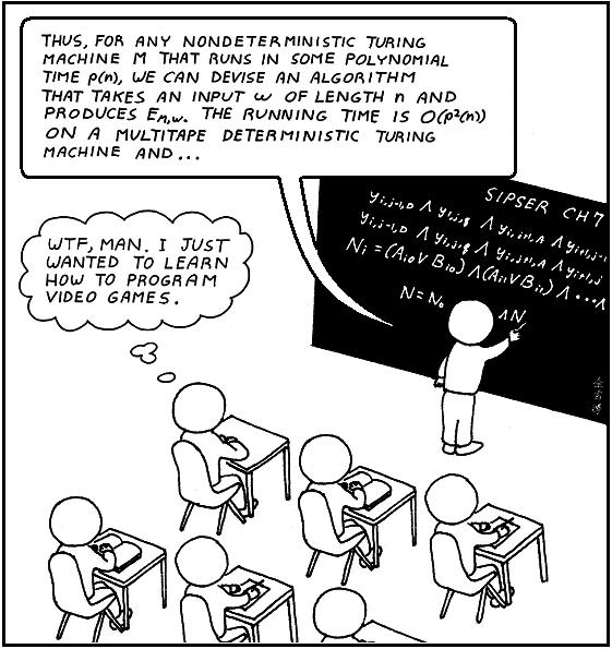 СПБ АУ РАН: чему нужно учить в магистратуре по Computer Science?