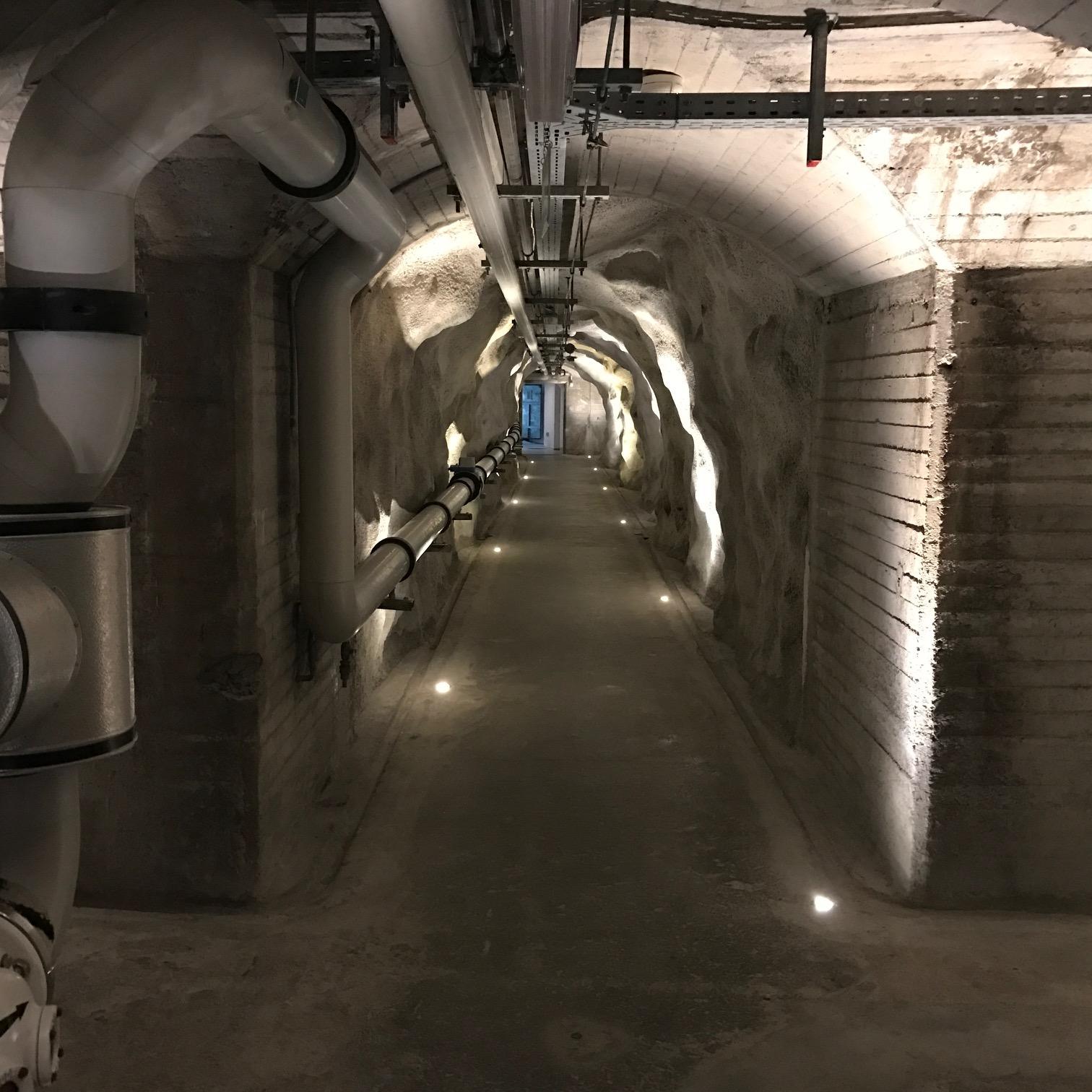 схема подземных лабиринтов в россии