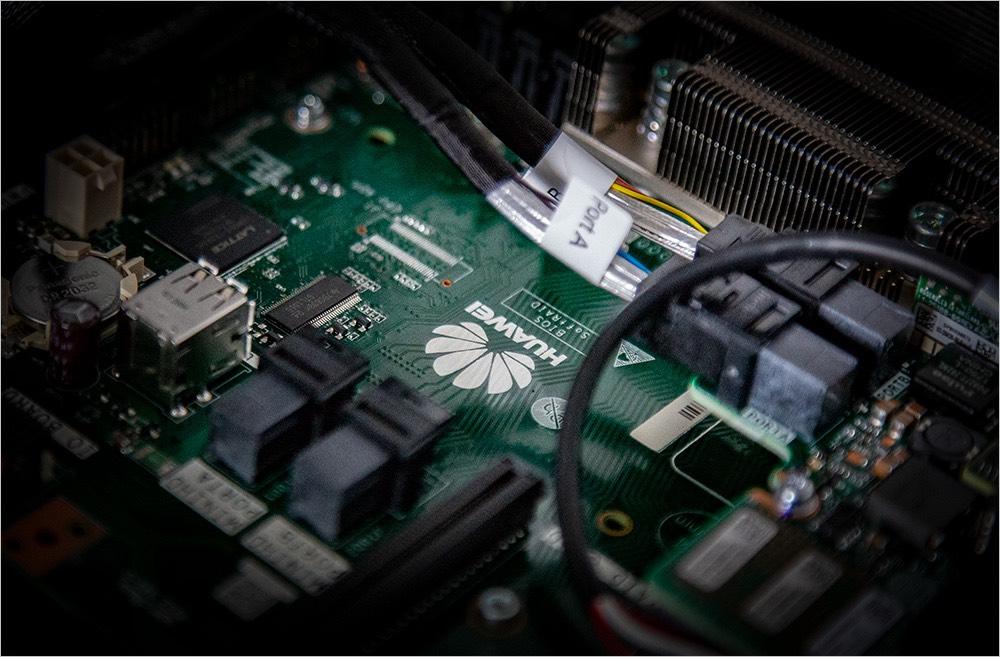 Анатомия платформы Huawei FusionServer хостинга RUVDS