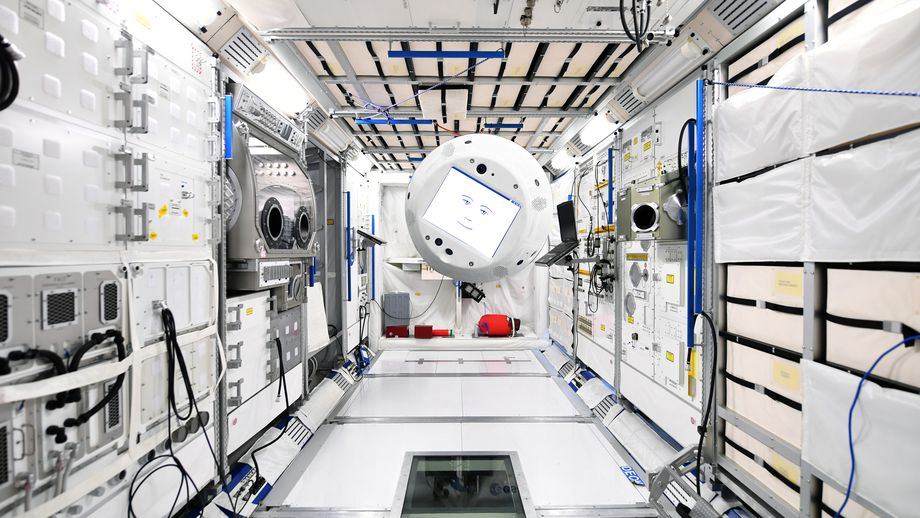 SpaceX sent to the ISS robot with artificial intelligence