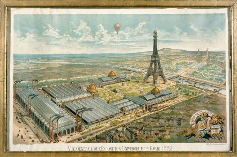 Выставка в париже