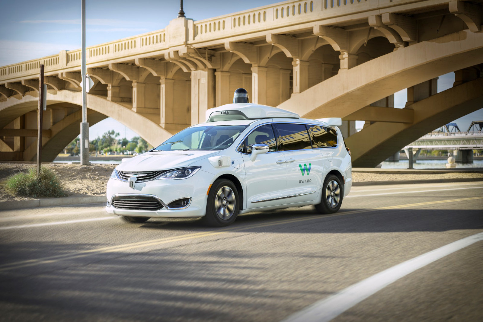 Waymo's robotic taxi service is only partially autonomous