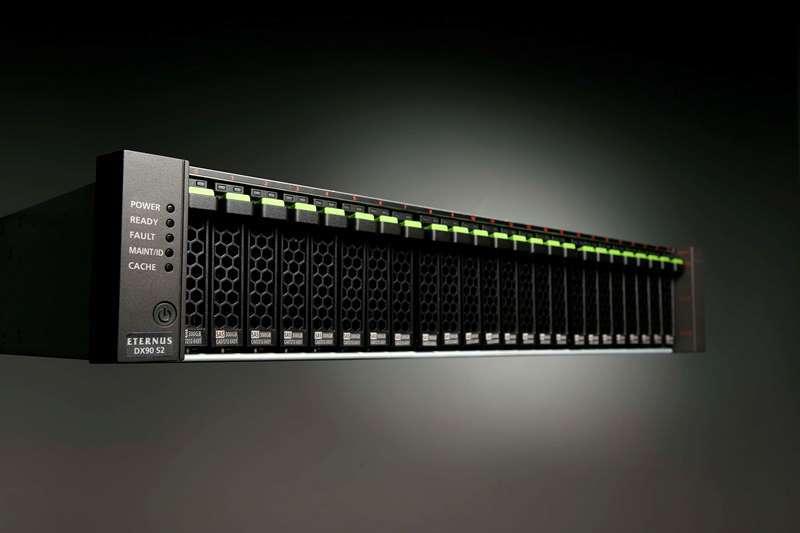 Компания Fujitsu предложила новую модель для централизованного хранения информации
