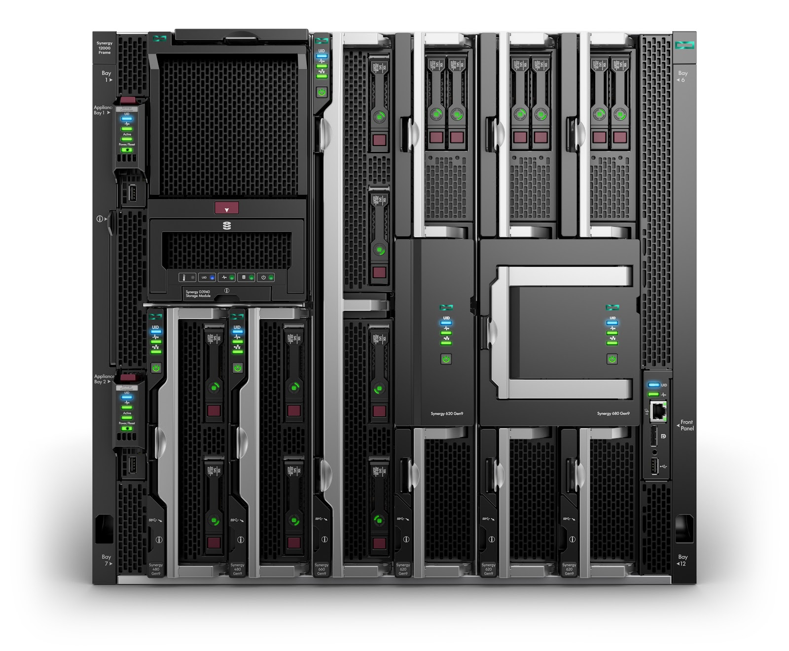 HPE offers the Arranged Infrastructure