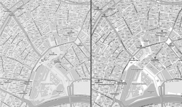компас на карте яндекс - фото 5