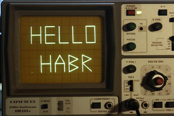 Hello Habr