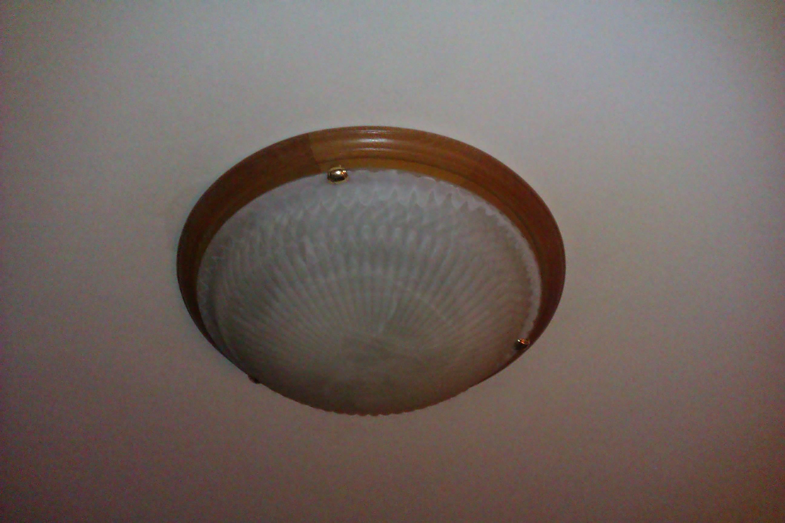 Повышение яркости потолочного светильника (50Вт LED)