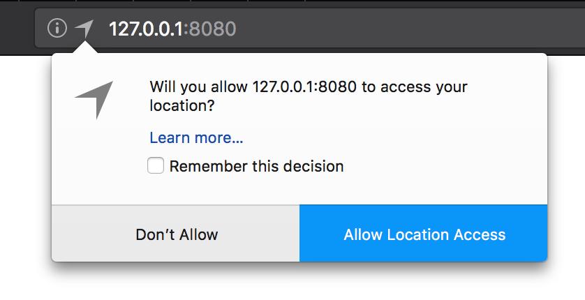 Geolocation APIs: IP or W3C Geolocation? / Habr