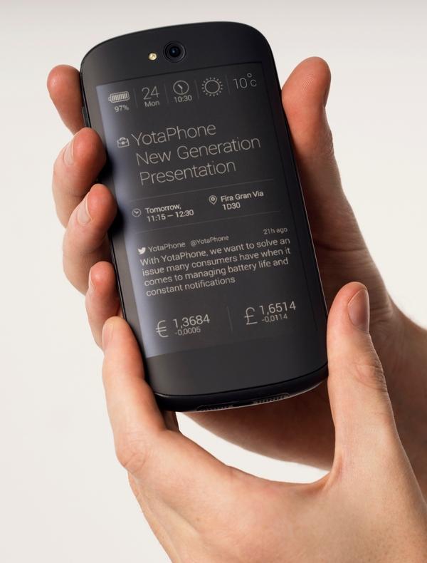 стоит смартфон на электронных чернилах бюджете