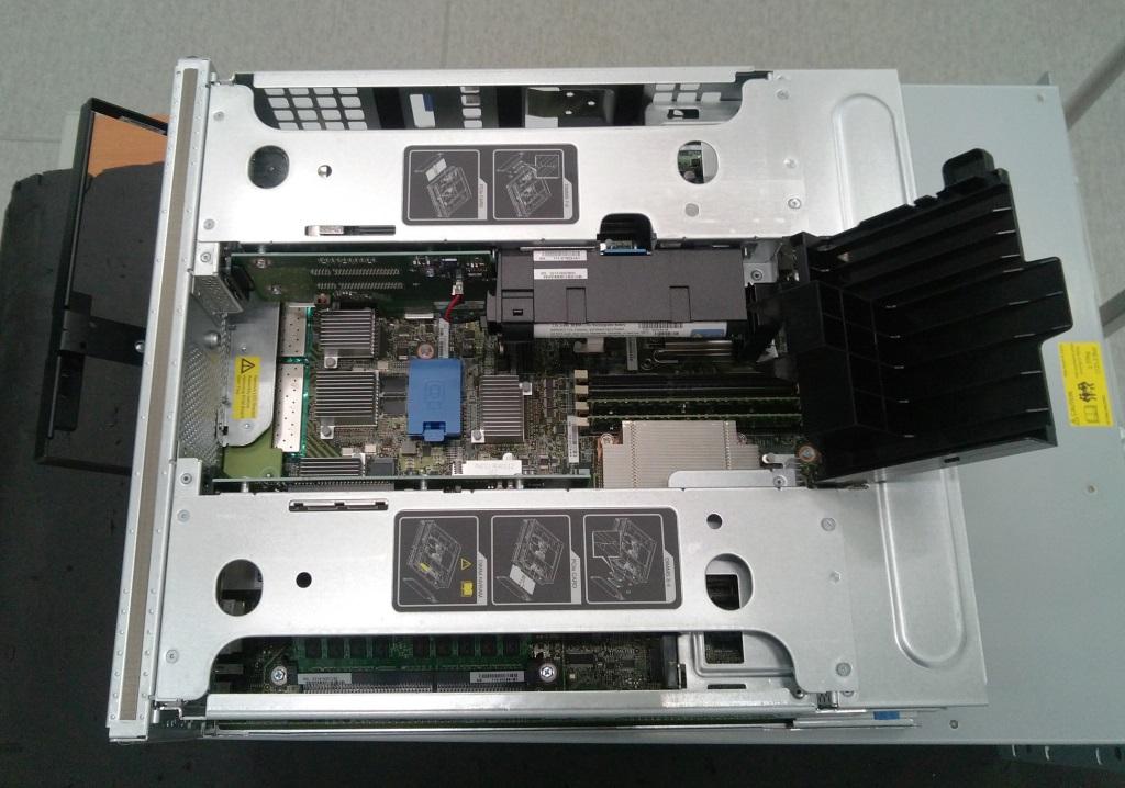 Контроллеры NetApp FAS8040