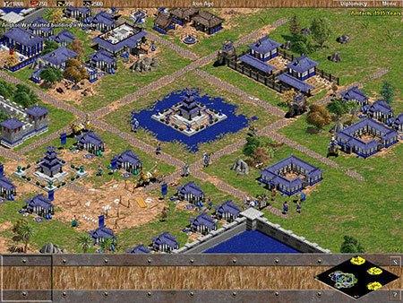 скачать игру Age Of Empires - фото 10
