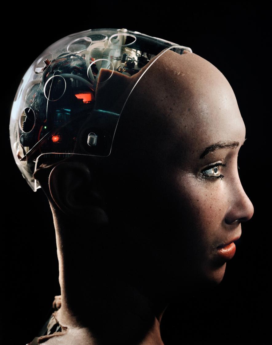[Перевод] Знакомьтесь, София: робот, почти неотличимый от человека
