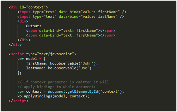 Angular vs  KnockoutJS: The Fundamental Differences and