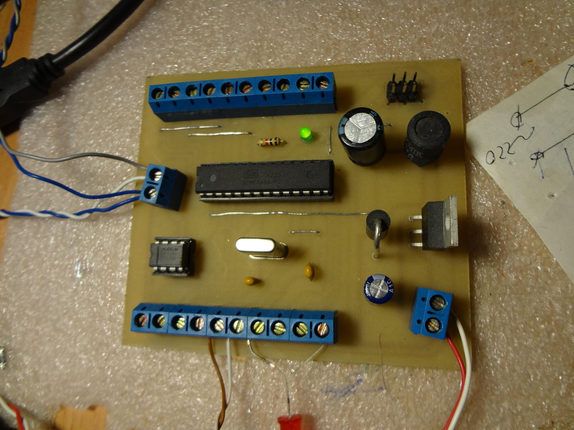 1 wire rfid схема