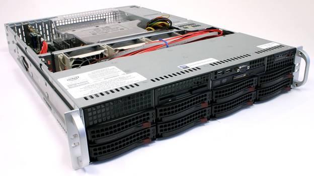 Подержанные серверы как разумная альтернатива