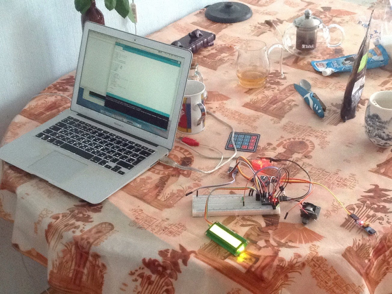 FRAM через I2C для Arduino