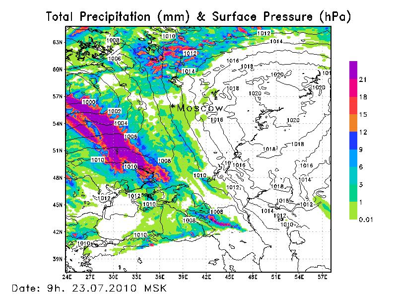 прогнозирование погоды - фото 8
