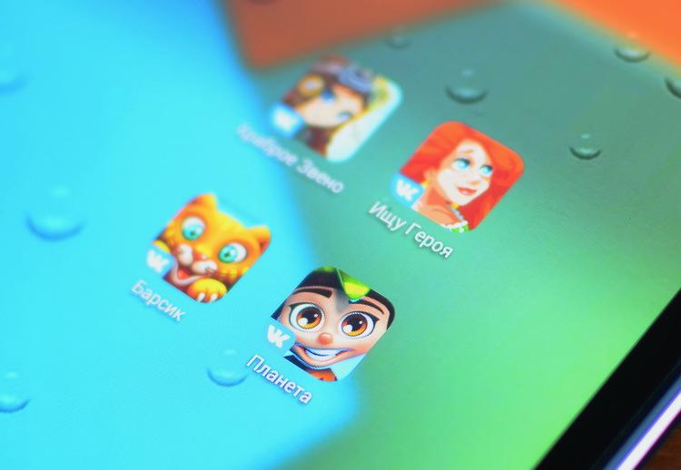 «Вконтакте» запустил бесперспективную платформу мобильных игр?