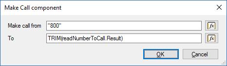 Создание приложения для исходящего обзвона в среде разработки 3CX