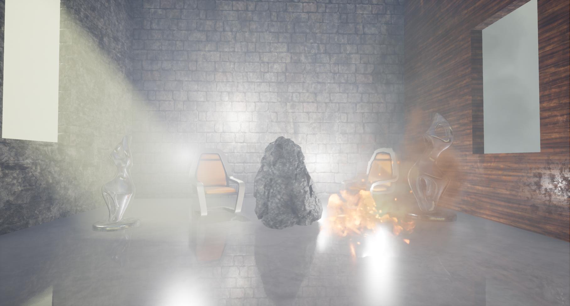 [Перевод] Как рендерит кадр движок Unreal Engine