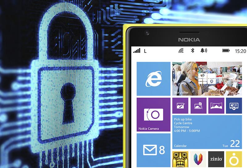 12 уровней безопасности в Windows Phone 8 на примере Lumia 1520