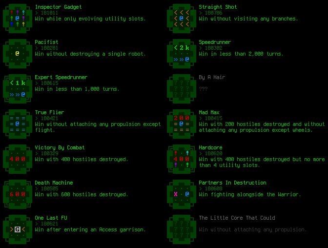 Специальные игровые режимы в контексте Roguelike