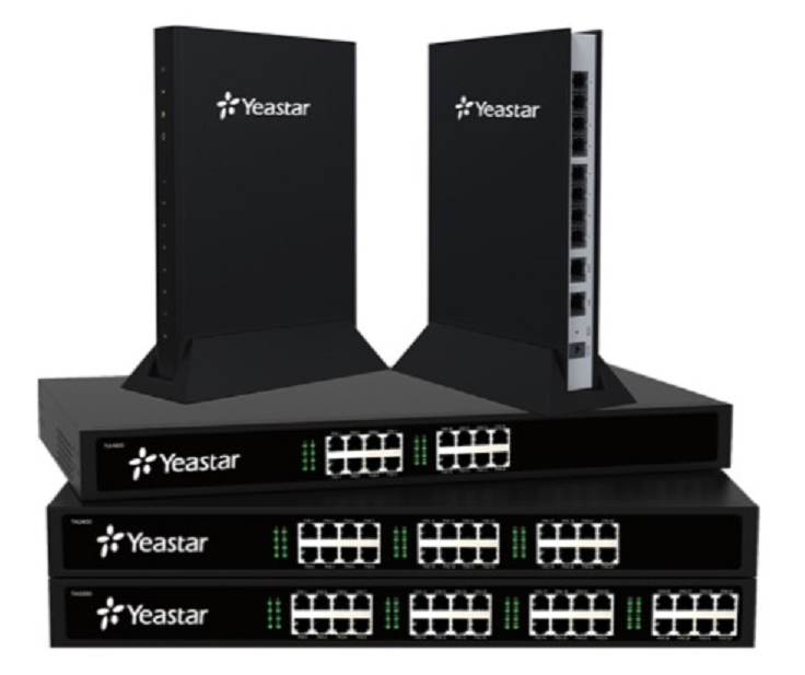 Настройка VoIP FXS шлюза Yeastar Neogate TAXXX для работы с 3CX